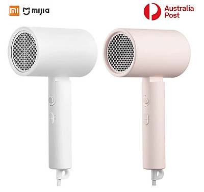 AU58.88 • Buy Xiaomi Hair Dryer Anion Portable Electric Travel Foldable Quick Dry 1600W