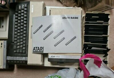 Atari 800 Consoles And Accessories See Photo For Items • 83£