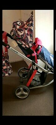 Cosatto Giggle 2 Travel System • 40£