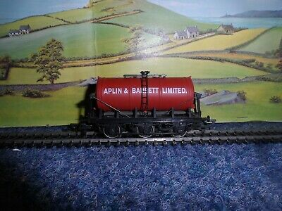 Dapol Model Railways Oo Gauge Aplin & Barrett Ltd 6 Wheel Tank Wagon • 4.99£