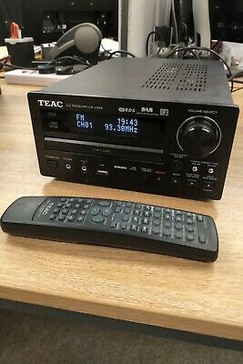 TEAC CD Player Receiver Amplifier - Very Good Condition • 60.01£