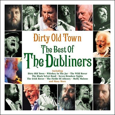 The Dubliners - Dirty Old Town / The Best Of / Greatest Hits 2CD NEW/SEALED • 8.68£