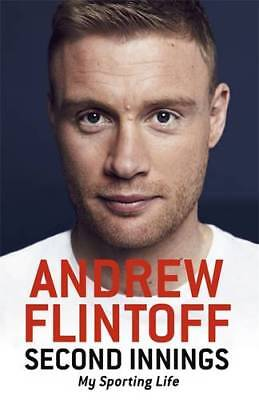 Second Innings: My Sporting Life, Flintoff, Andrew, New, Book • 7.47£