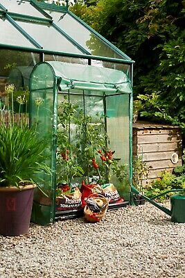 Gardman Growbag / Tomato Growhouse - Standard Or Premium, Clear Or Reinforced!!! • 19.99£
