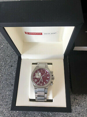 Victorinox Swiss Army Watch 42 Mm Convoy — Final Price Reduction • 100£