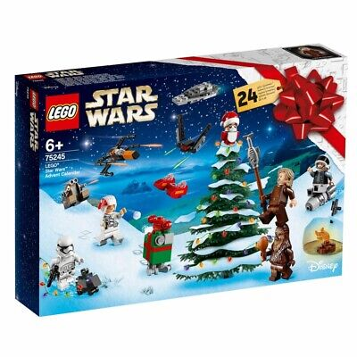 LEGO Star Wars Advent Calendar (75245) From Christmas 2019 - Brand New & Sealed • 26£