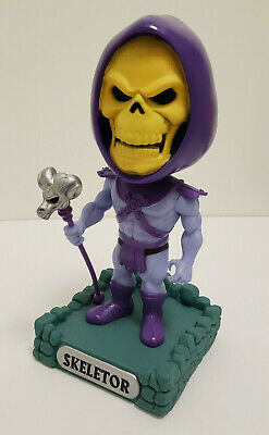 $39.49 • Buy Funko Skeletor Wacky Wobbler Bobblehead 30th Anniversary MOTUC 2012 Vaulted