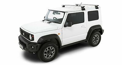 AU387 • Buy Rhino Roof Racks - SUZUKI Jimny JB74/Gen 4 2dr SUV 01/ On JA2617