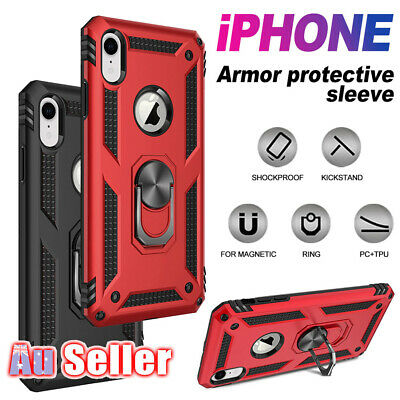 AU9.29 • Buy Case For Apple IPhone 12 11 Pro X Max 7 8 Plus Shockproof Heavy Duty Cover CAS#