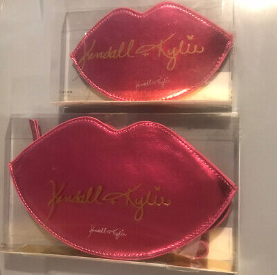 £9.99 • Buy Kardashian Kendall & Kylie Waist Bag And Purse New In Boxes Pink Stocking Filler