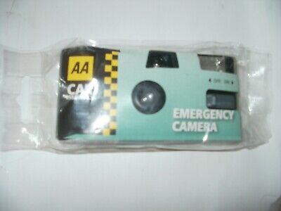 Aa Disposable Camera-issued To Members In Case Of Accident • 2.99£