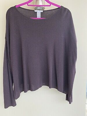 Sarah Pacini  Top , Split Sides, One Size Fits All Good Condition, And Free Vest • 20£
