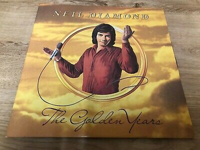 Neil Diamond The Golden Years - 12  Vinyl LP 1983 • 7.99£