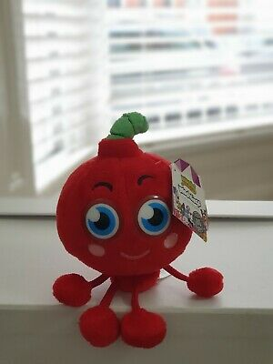 Moshi Monsters - Cherry Bomb The Baby Boomer Soft Toy • 6.99£