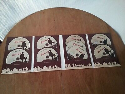 The Daily Mail The Great War DVD's Parts 18-26 • 6.50£
