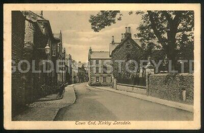 £5.99 • Buy Town End Kirkby Lonsdale Picture Postcard