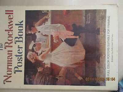 $ CDN32.44 • Buy The Norman Rockwell Poster Book (1976, Trade Paperback)