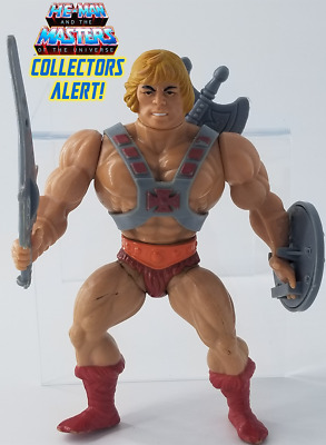$26 • Buy He-man Masters Of The Universe He-man -80s Toys- No Reserve