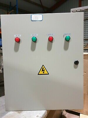 ATS Automatic Transfer Switch Panel Changeover Switch 3 Phase, Size 100 Amps • 80£
