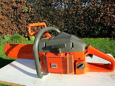 View Details Husqvarna 66 Chainsaw - Upgraded Version Of 61 • 240.00£