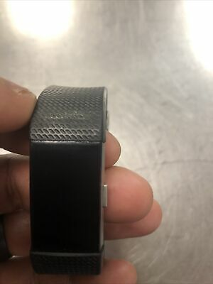 $ CDN24 • Buy Fitbit Charge 2 FB407GMBKL Heart Rate Monitor Fitness Tracker - Gunmetal