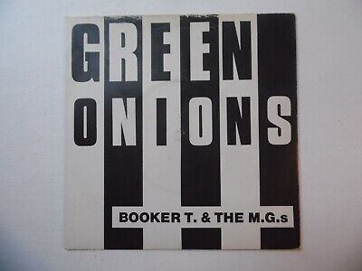 Booker T & The M.G.s - Green Onions 7  Vinyl Record • 6£