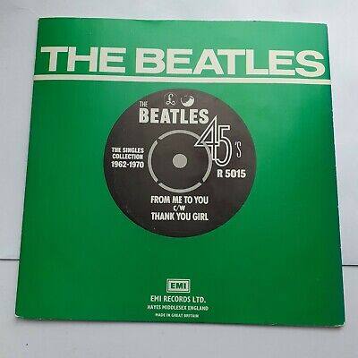 £5.99 • Buy Beatles  From Me To You  Green Sleeve (Type 3)