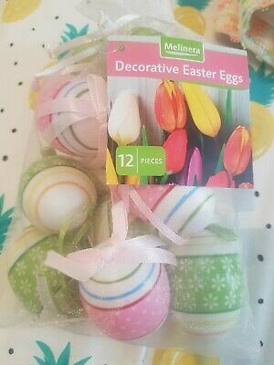 Decorative Easter Eggs  • 1£