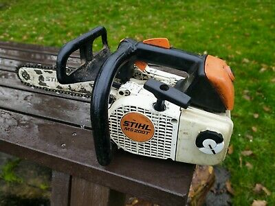 View Details Stihl  MS200T Top Handle Arborists Chainsaw  • 102.00£