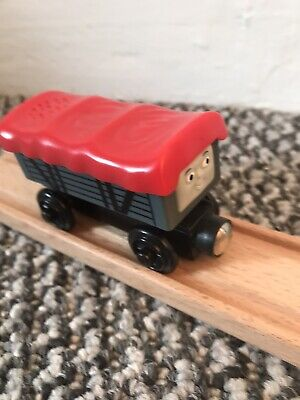 Giggling Troublesome Truck Thomas And Friends Wooden Railway Engine • 3.20£
