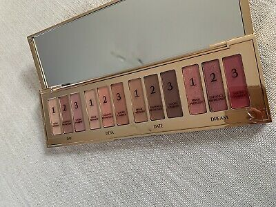 Charlotte Tilbury Pillowtalk Instant Look In A Palette No Box Brand New! • 17£