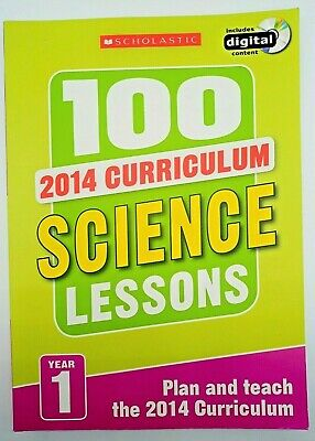 100 Science Lessons Planning CD-ROM For Year 1 IWB Photocopy Sheets & Resources • 4.15£