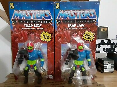 $35 • Buy Masters Of The Universe Origins Trap Jaw 2020  Unpunched MOTU Variant Arm