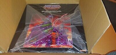 $676 • Buy Super7 Masters Of The Universe MOTU Classics SNAKE MOUNTAIN Sealed & In Hand!!!!
