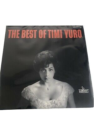 The Best Of Timi Yuro LP • 20£