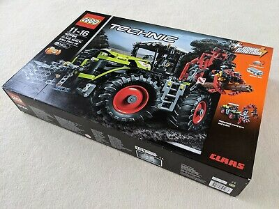 LEGO Technic CLAAS XERION 5000 TRAC VC (42054) New + Sealed. Rare Retired Set. • 107£