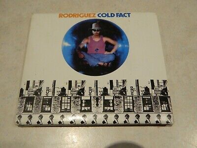 Cold Fact By Rodriguez (70s) (CD, Feb-2009, Light In The Attic Records) • 9.38£