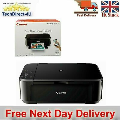 £63.99 • Buy Canon PIXMA TS3150 All-In-One Inkjet Printer Home Office Printer Inks Included