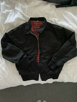 Relco London, Men's Harrington Jacket, Size XS • 5£