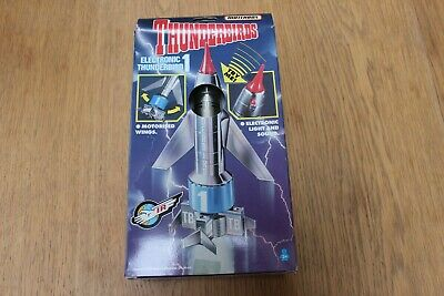 Matchbox Thunderbirds Electronic Thunderbird 1 Box Sealed 1993 • 26£