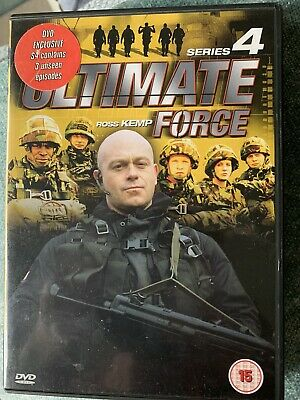 Ultimate Force - Series 4 • 1.99£