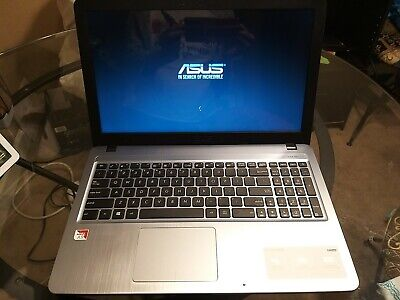 "View Details ASUS 15.6"" Laptop,AMD A9-Series, 8GB Memory AMD Radeon R5 1TB Hard Drive Silver  • 300.00$"