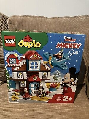 AU89.99 • Buy Brand New LEGO Duplo: Mickey's Vacation House (10889) Hard To Find