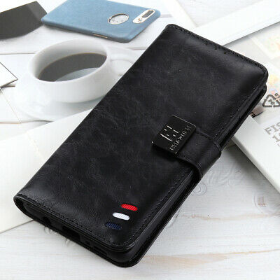 AU10.01 • Buy For ZTE Blade A3 A5 A7 2020 AXON 11 SE Case PU Leather Flip Wallet Stand Cover