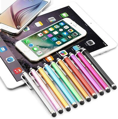 5 X Aluminium Touch Screen Stylus Pen For IPhone IPad Tablet Samsung Android UK • 2.69£