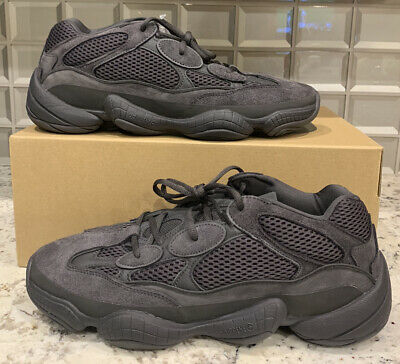 $ CDN375.81 • Buy Adidas Yeezy 500 Utility Black Size 13 *Confirmed*