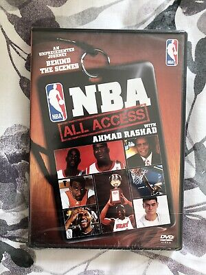 £14.99 • Buy NBA: All Access - DVD - BRAND NEW SEALED