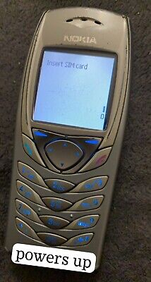Nokia 6100 / Cheap Spare Phone / Clearance Sale / Not Tested / Bargain 0.99p • 0.99£