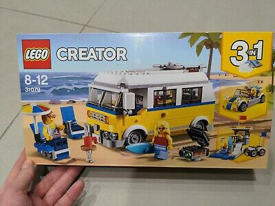 LEGO: Creator - Sunshine Surfer Van Set (31079) • 22£