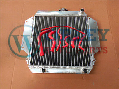 AU197 • Buy Aluminum Radiator + RED Hoses For SUZUKI SIERRA 1.0 1.3 SJ410/413 1981-1996 MT